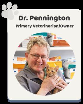 Windsor Animal Clinic Dr Pennington